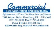 Commercial Refrigeration of Harrisburg
